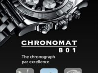 Breitling Chronomat B01 pro Apple iPhone