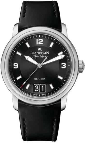 Ruský premiér Putin daroval dělníkovi své hodinky Blancpain