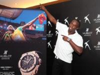 Usain Bolt nyní běhá i za Hublot. Bude ještě rychlejší?