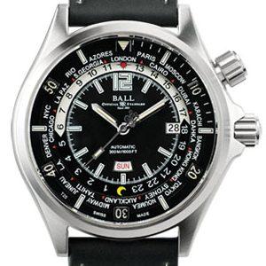 Ball Engineer Master II Diver World Time: potápěčské hodinky s unikátní funkcí