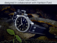 Hamilton Team Earth: za lepší svět s Harrisonem Fordem