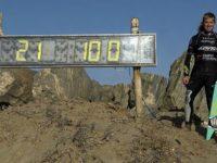 Alexandre Caizergues a jeho nový rekord