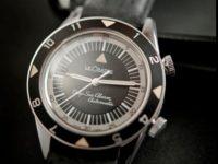 Jaeger-LeCoultre Memovox Deep Sea Alarm