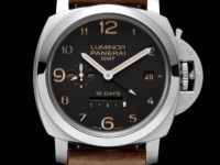 Panerai PAM406 (Luminor 1950 GMT 10 days LE)