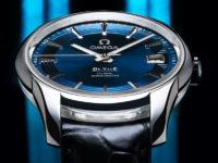 OMEGA Hour Blue Vision