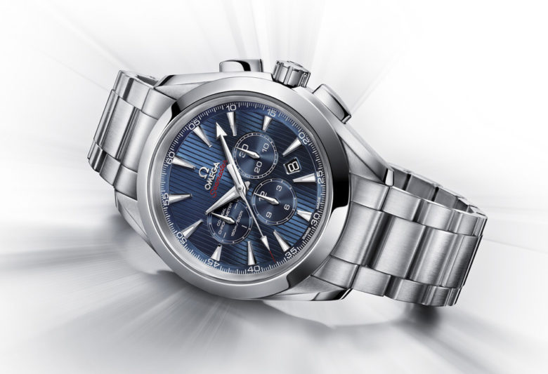 Omega Aqua Terra 44 London Chronograph