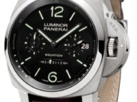 Panerai L´Astronomo Luminor 1950 Tourbillon Equation of Time