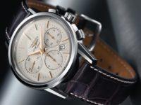 Longines Column wheel chronograph