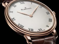 Blancpain  Villeret Grande Décoration SE pro Only watch 2011