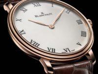 Blancpain  Villeret Grande Décoration SE pro Only watch 2011