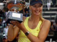 Maria Šarapovová po vítězství v Římě