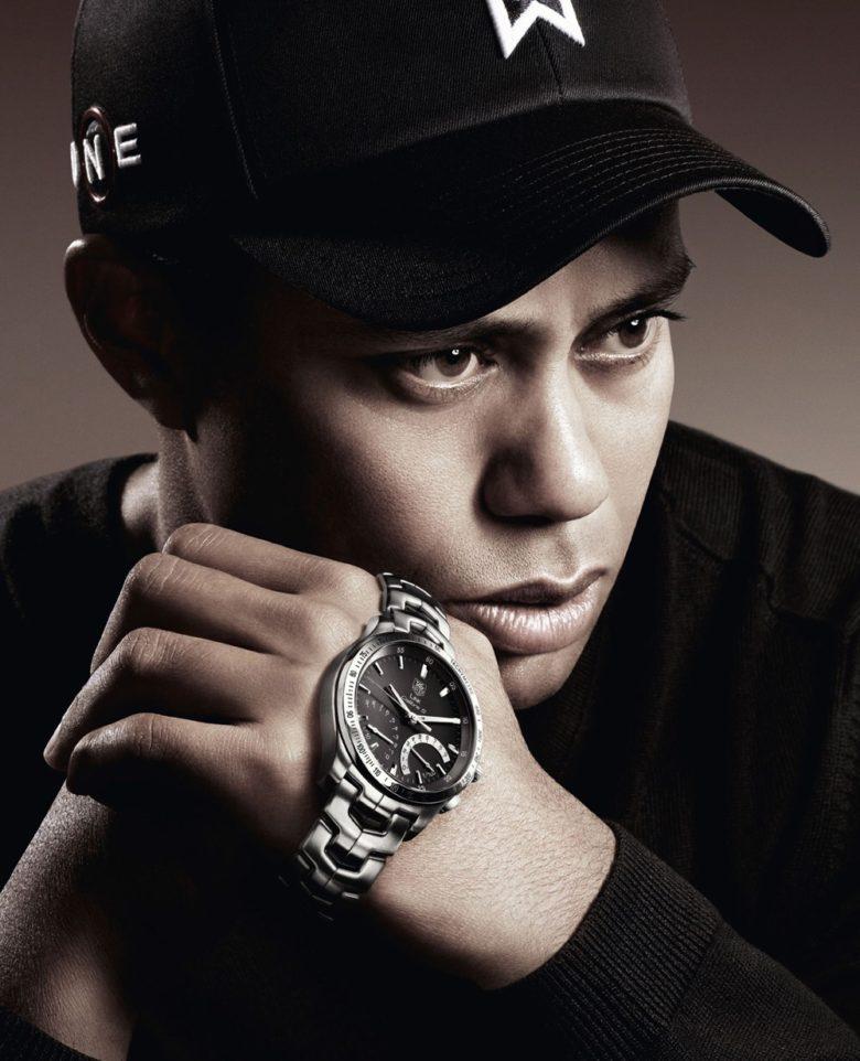Tiger Woods a Link Calibre S