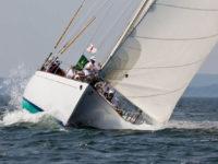 Trevor Fetter na své lodi Black Yacht
