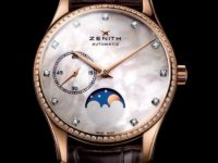 Zenith Heritage Ultra Thin Moonphase Lady