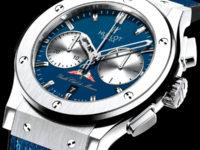 Hublot Classic Fusion Chronograph Yacht Club de Monaco.
