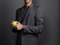 Novak Djokovič s hodinkami Audemars Piguet