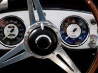 Palubní deska vozu 1953 Austin Healey 100