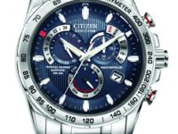 Citizen Eco-Drive Eli Manning Radio controlled