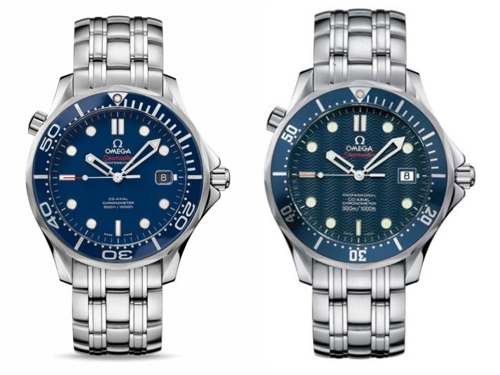 OMEGA Seamaster 300 m Chronometer: srovnání generací