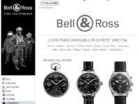 Obchod Bell & Ross na Facebooku