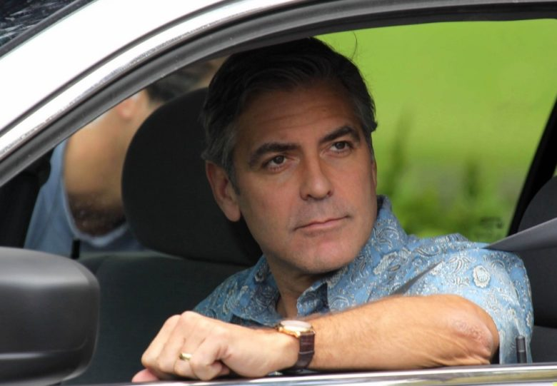 George Clooney ve filmu The Descendants