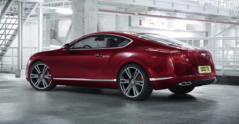 Bentley Continental V8 je nové luxusní kupé