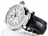 Chronoswiss Tachoscope Audi Centennial edition