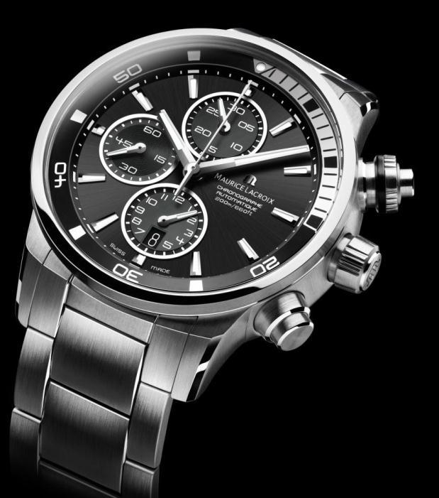Maurice Lacroix Ponto S Diving Chronograph
