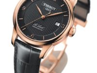 Tissot Le Locle Automatic Chronometer PVD Gold