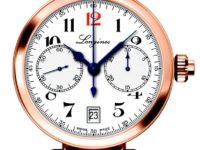 Longines Column-Wheel Single Push-Piece Chronograf 180th Anniversary LE