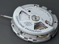 Panerai P.9000 - jeden z in-house strojků manufaktury