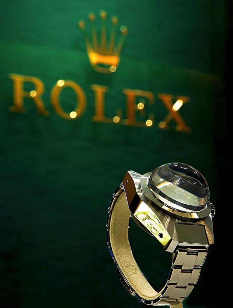 Rolex The Deepsea Special