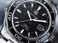 TAG Heuer Aquaracer 500 m Ceramic