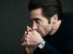 Jake Gyllenhaal tváří hodinek Santos de Cartier