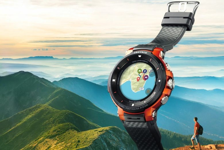 Casio Protrek Smart WSD-F30