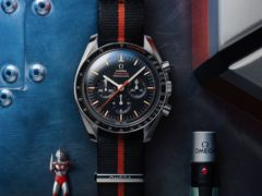 The Omega Speedmaster 'Speedy Tuesday' 2 Ultraman