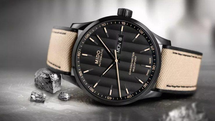 Mido Multifort Chronometer Caliber 80 Si