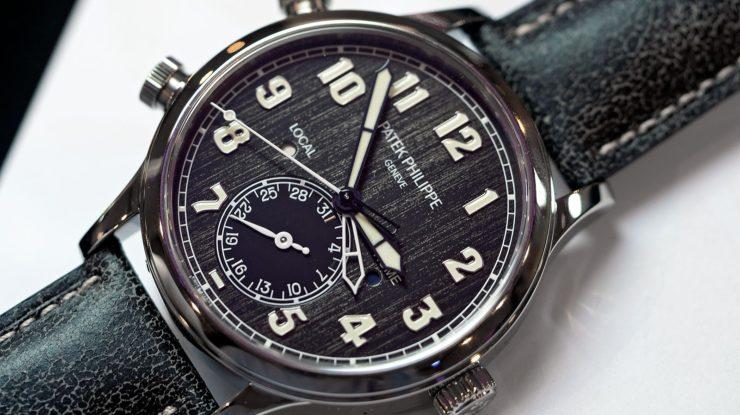 Patek Philippe Pilot Travel Time 5524T