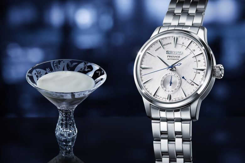 Seiko Presage Cocktail Time Fuyugeshiki