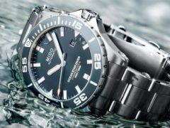Mido Ocean Star Diver 600 jsou první  mida s 600m vodotěsností