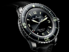 Blancpain Fifty Fathoms   5015 -12B30-52A