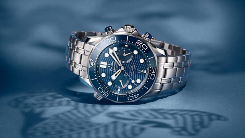 Přichází nová generace legendárního chronografu Omega Seamaster Diver 300 m