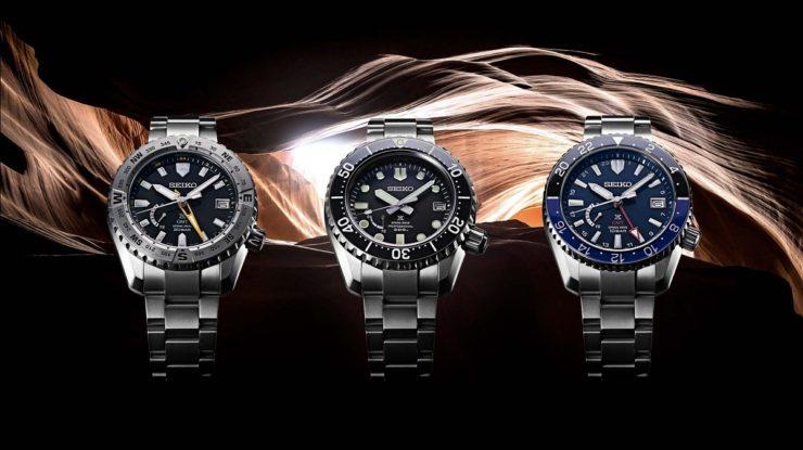 Nová modelová řada Seiko Prospex LX