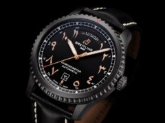 Breitling Aviator 8 Etihad Airways Limited Edition