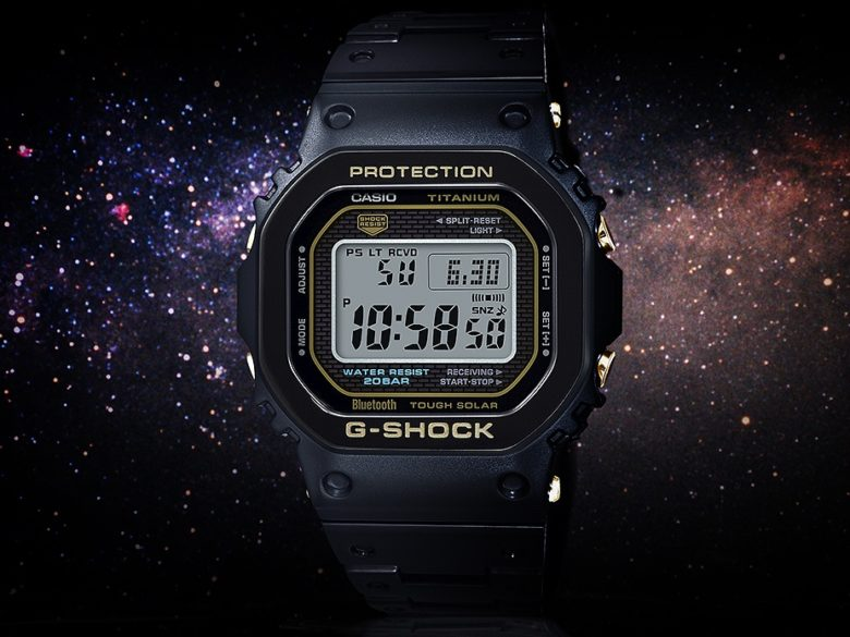 Casio G-Shock GMW-B5000TB