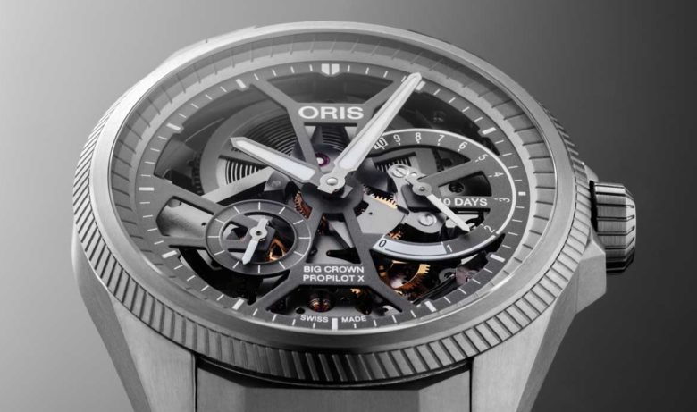 Oris Big Crown ProPilot X Calibre 115 (oris.ch)