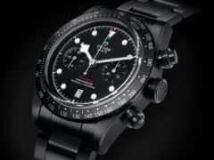 Tudor Black Bay Chrono Dark Limited Edition 79360DK